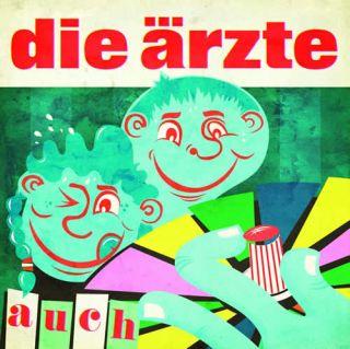 die-aerzte-auch-album-cover